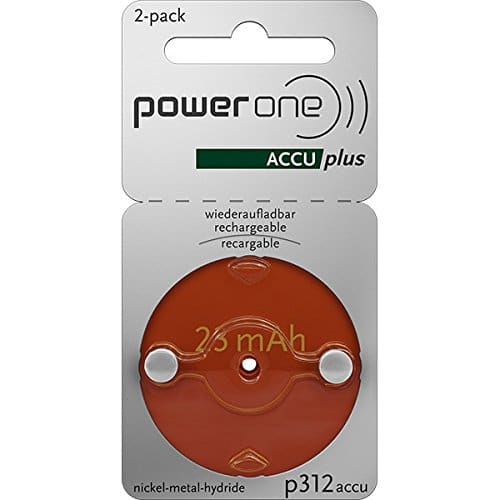 Rechargeable Batteries (2 pack)